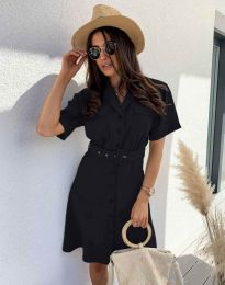 Фустан - код 8137 - црна