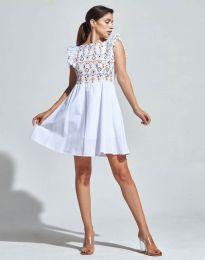 Фустан - код 1482 - 5 - бела
