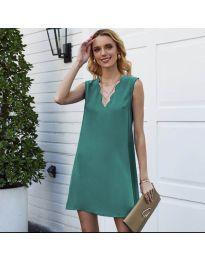 Фустан - код 1429 - зелена