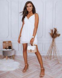 Фустан - код 0890 - 2 - бело