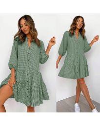Фустан - код 965 - зелена