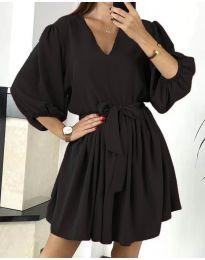 Фустан - код 6210 - црна