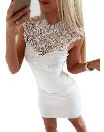 Фустан - код 2546 - бела