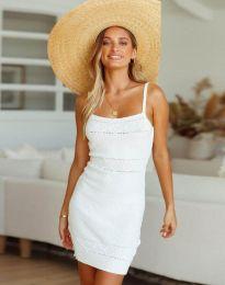 Фустан - код 10099 - бела