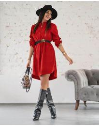Фустан - код 9601 - црвена