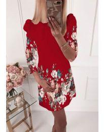 Фустан - код 930 - црвена