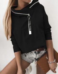 Блуза - код 48533 - црна