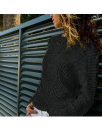 Блуза - код 825 - црна