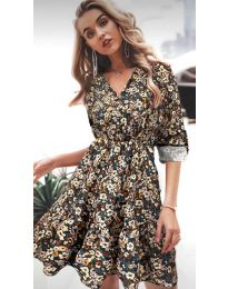 Фустан - код 979 - 1 - шарено