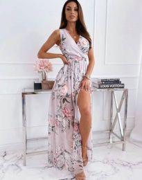Фустан - код 4801 - 2 - цветна