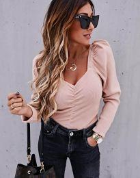 Блуза - код 394 - розова