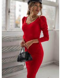 Фустан - код 11548 - црвена
