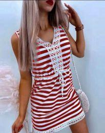 Фустан - код 20100 - црвена