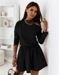Фустан - код 1534 - црна