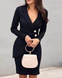 Фустан - код 2431 - црна