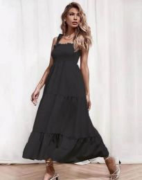 Фустан - код 1729 - црна