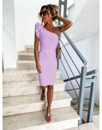 Фустан - код 710 - виолетова