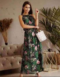 Фустан - код 2964 - шарено