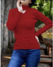 Блуза - код 5191 - црвена