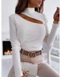 Блуза - код 11490 - бела