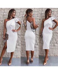 Фустан - код 745 - бело