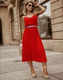 Фустан - код 1249 - црвена