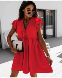Фустан - код 2093 - црвена
