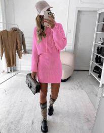 Фустан - код 0235 - розова