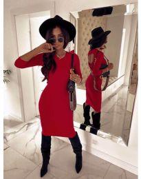 Фустан - код 5169 - 1 - црвена