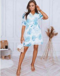 Фустан - код 4082 - 1 - шарено