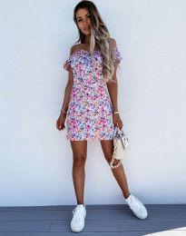 Фустан - код 6251 - шарено