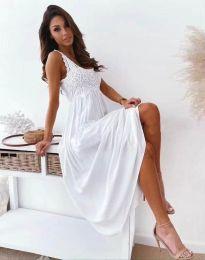 Фустан - код 4807 - бела