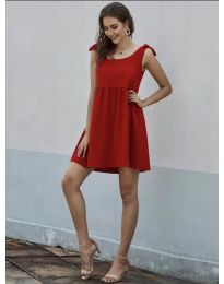 Фустан - код 2255 - црвена
