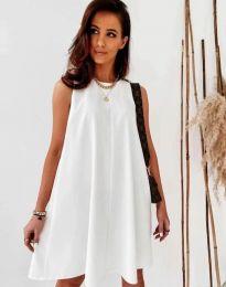 Фустан - код 9862 - бела