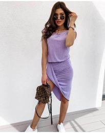 Фустан - код 138 - виолетова
