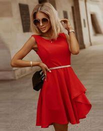 Фустан - код 8917 - црвена