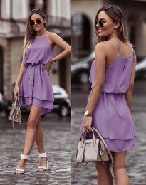 Фустан - код 2104 - виолетова