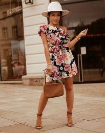 Фустан - код 2503 - шарено