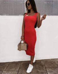 Фустан - код 5964 - црвена