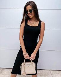 Фустан - код 5964 - црна