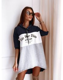 Фустан - код 9090-2 - шарено