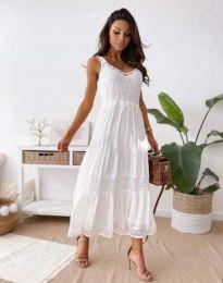 Фустан - код 4672 - бела