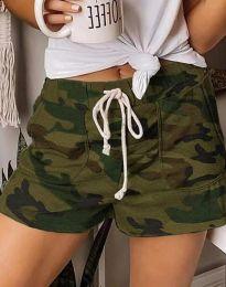 Кратки панталони - код 0251 - 1 - камуфлажа