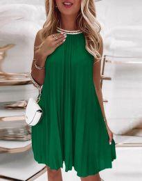 Фустан - код 0889 - зелена