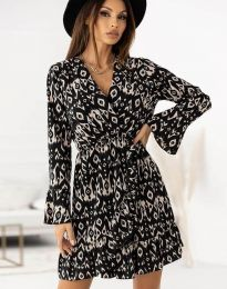 Фустан - код 2726 - шарено