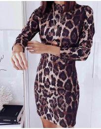 Фустан - код 326 - 2 - шарена