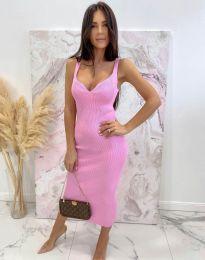 Фустан - код 10033 - розова