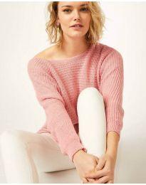 Блуза - код 831 - розова