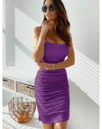 Фустан - код 603 - виолетова