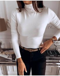 Блуза - код 0307 - бело